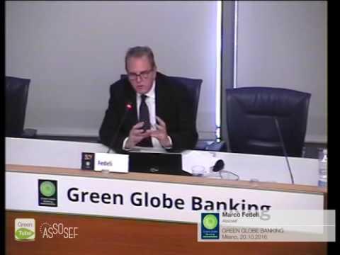 X Edizione Green Globe Banking - Inizio giornata