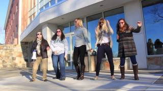 Resident Assistant Rap Bloopers- Marywood University