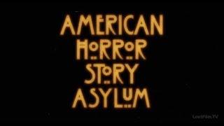 Американская История Ужасов - 2 сезон - Заставка