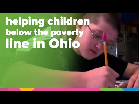 Helping Children Below the Poverty Line in Ohio