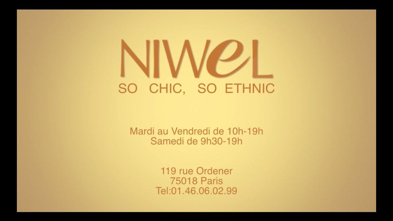 Inauguration salon de coiffure niwel ordener youtube for Salon de coiffure niwel tarifs