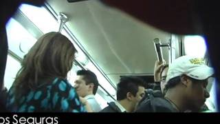 Repeat youtube video ACOSO SEXUAL DENTRO DEL METRO