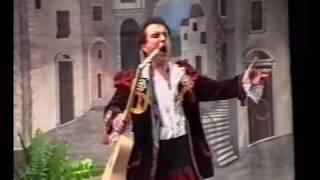 """Franco Giovine - Cavatina di Figaro """"Largo al Factotum"""" Barbiere di Siviglia - Rossini"""