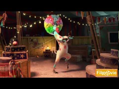 Madagascar 3: Ricercati in Europa - Trailer italiano