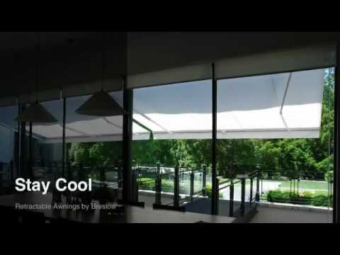 Retractable Awnings and Awnings & Awning in NY, NJ, by Breslow ...