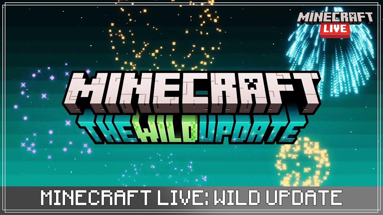 Minecraft: The Wild Update announced at Minecraft Live