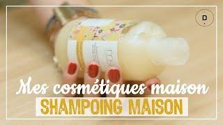 DIY – Shampooing ultra-brillance citron et fleur d'oranger
