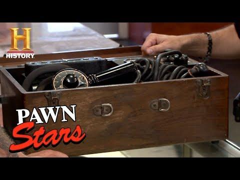 Pawn Stars: Vintage X-Ray Machine
