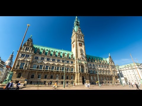 24 Hours in Hamburg 🇩🇪GERMANY🇩🇪