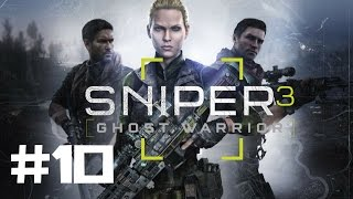 Sniper Ghost Warrior 3 Walkthrough Gameplay Part 10 - The Lair Mission - Ps4 1080p No Commentary