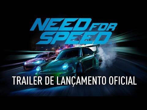 Need For Speed - Trailer Oficial de Lançamento
