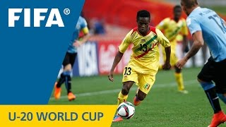 Mali v. Uruguay  - Match Highlights FIFA U-20 World Cup New Zealand 2015
