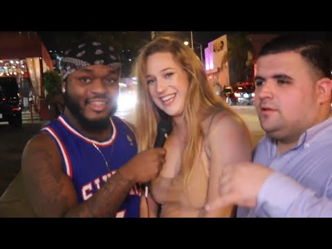BIG MONEY OR BIG D*CK? | PUBLIC INTERVIEW | DRUNK EDITION | HILARIOUS (MUST WATCH)