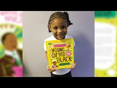 An interview with Jamia Wilson,  author of Young, Gifted and Black