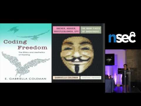 Gabriella Coleman - How Anonymous narrowly Evaded the Cyberterrorism Rhetorical Machine