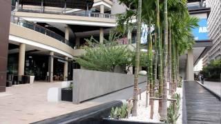 Pattaya City. Hilton Hotel Beach (on the 29th of December,2010) Full HD