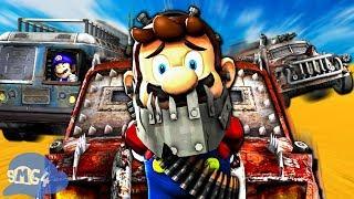 SMG4: Mad Mario