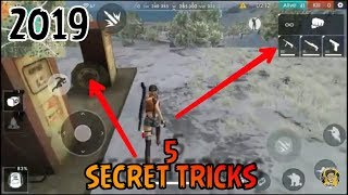 Top 5 secrets tricks in free fire You don't know about