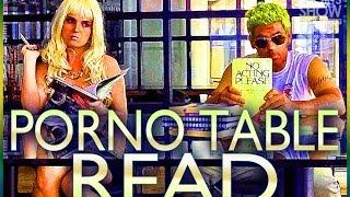Porno Table Read