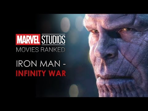 All 19 Marvel Movies Ranked: Ironman - Infinity War (2018 List) | NO SPOILERS
