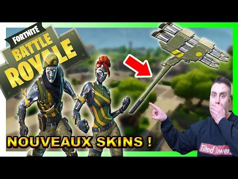 PLACE AU METAL FORTNITE BATTLE ROYALE