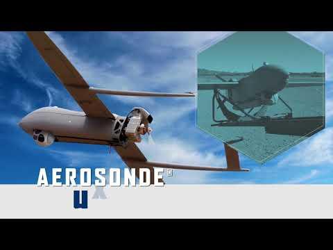 Aerosonde® SUAS