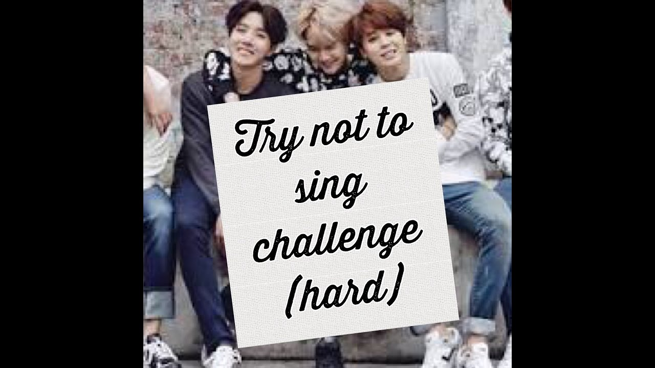 Try Not Get Hard Challenge