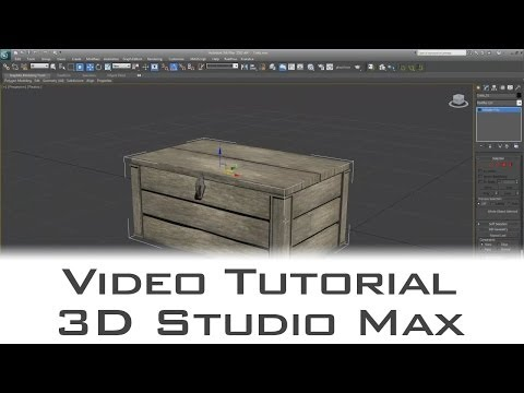 Tutorial- 3Ds Max, Photoshop CS6, CrazyBump - Texturing Pipeline Part 2