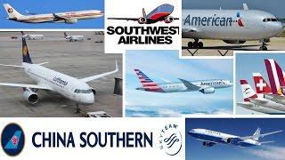 Wer hat die meisten Flugzeuge?