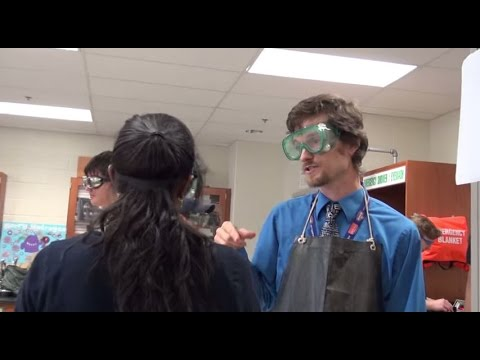 What Chemists Do: Public High School Chemistry Teacher