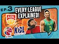 PRO BASKETBALL in Asia EXPLAINED by PRO HOOPER! - Ben Kil | ep.3 - A3N Podcast