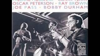 Dizzy Gillespie, Freddie Hubbard & Clark Terry ft. Oscar Peterson & Joe Pass - Just Friends