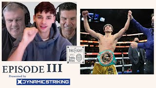 Ryan Garcia Interview wİth Teddy Atlas | Luke Campbell win, Tank Davis fight and more