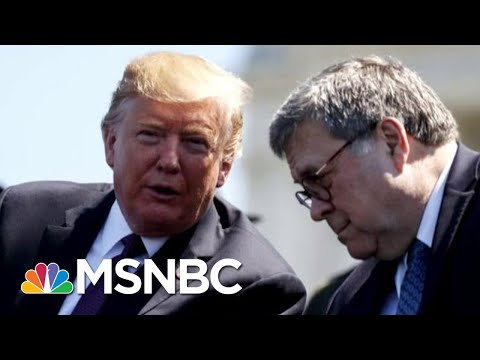 William Barr Reopens Probe Into Michael Flynn's Guilty Plea   Deadline   MSNBC