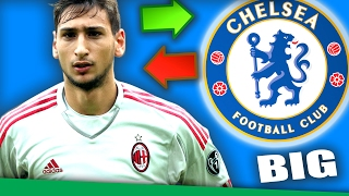 5 Most Likely Chelsea Summer Transfer Targets 2017!