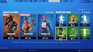NEW SKIN NEW FORTNITE BOUTIQUE of September 11th (TODAY'S BOUTIQUE)!