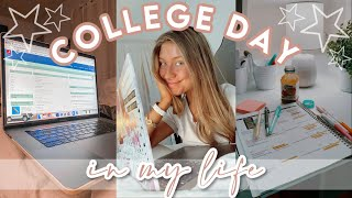 College Day In My Life | Hitting 100k Subscribers, Girls Night In | The University of Alabama