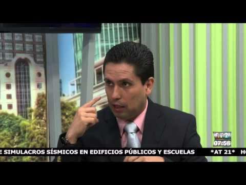 Entrevista Alejandra: Dr. Marco Antonio Alegría González