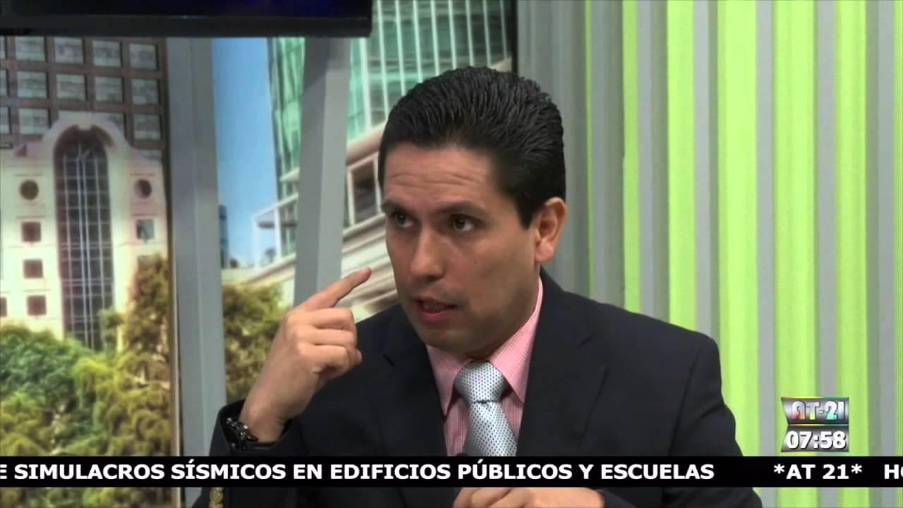 Entrevista Alejandra: Dr. Marco Antonio Alegría González - YouTube