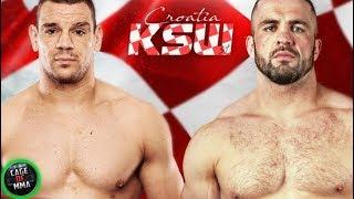 KSW 51 - Oli Thompson vs Ante Delija