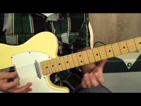 Blues Guitar Lessons – Blues Licks and Guitar Scales Sequence Marty Schwartz