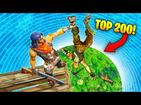 TOP 200 FUNNIEST FAILS IN FORTNITE