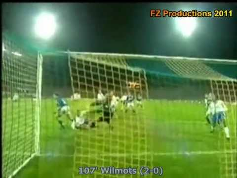 1996-1997 UEFA Cup: Schalke 04 Goals (Road to Victory)
