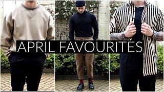 APRIL FAVOURITES | Off White, ASOS, Doc Martens & more | Men's Fashion | Daniel Simmons