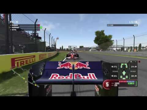 F1 2016 - Canadas Grand Prix (Dansk)