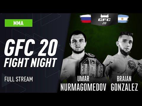 GFC 20: Umar Nurmagomedov Vs Braian Gonzalez