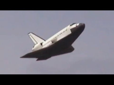 HUGE RC Space Shuttle - YouTube