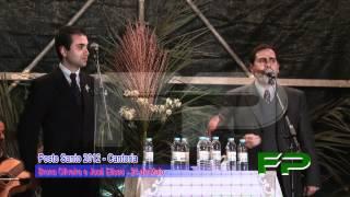 Posto Santo 2012 - Cantoria - Bruno e Eliseu 24 de Maio