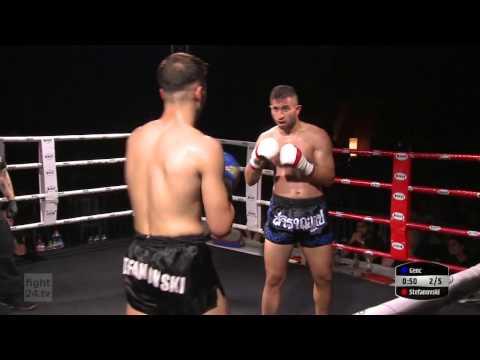 Mustafa Genc vs. Daniel Stefanovski  Em Titel fight