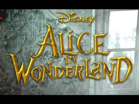 Disney Alice in Wonderland - 15 minutes gameplay